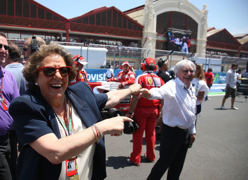 Gran Premio de Europa de Formula 1